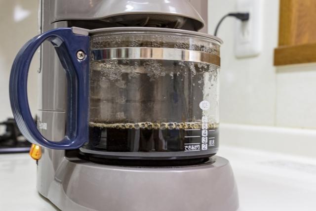 日本製コーヒーマシン購入時のポイント1:作れるコーヒーの量