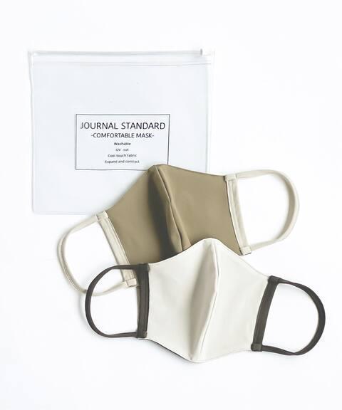 JOURNAL STANDARD / クールタッチバイカラーマスク