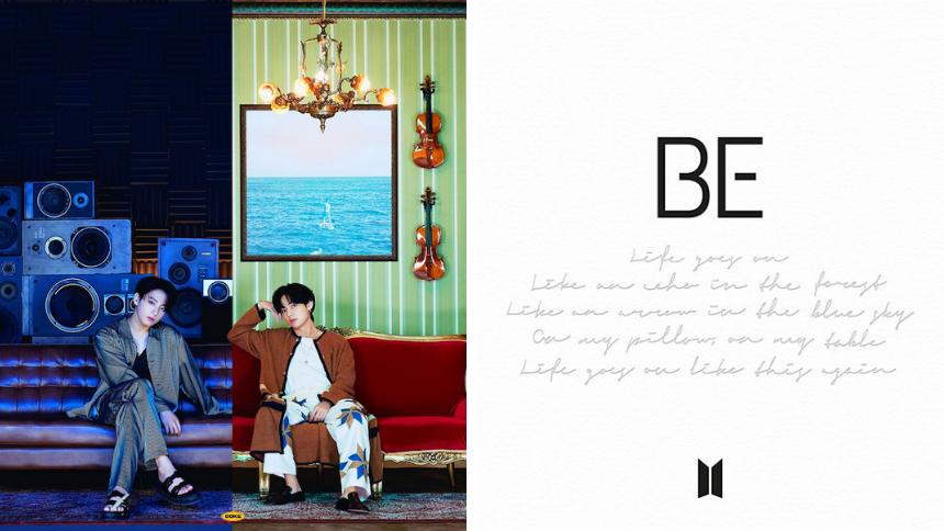 BTS - альбом Be купити на ZenMarket
