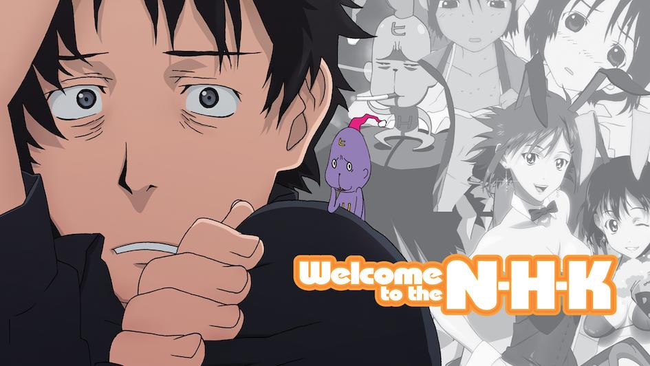 أنمي سينين Welcome to the N.H.K.