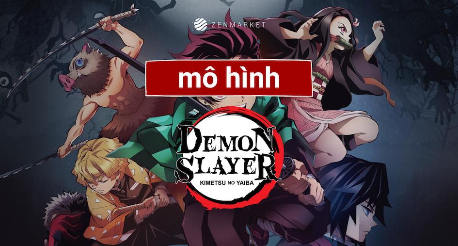 Phụ kiện Demon Slayer