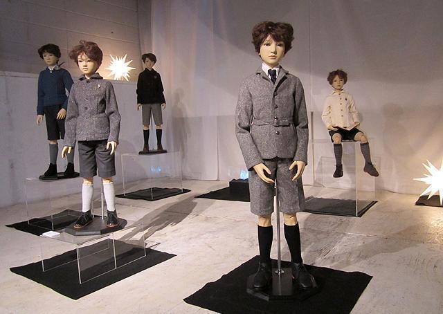 Miwako Yoshida dolls
