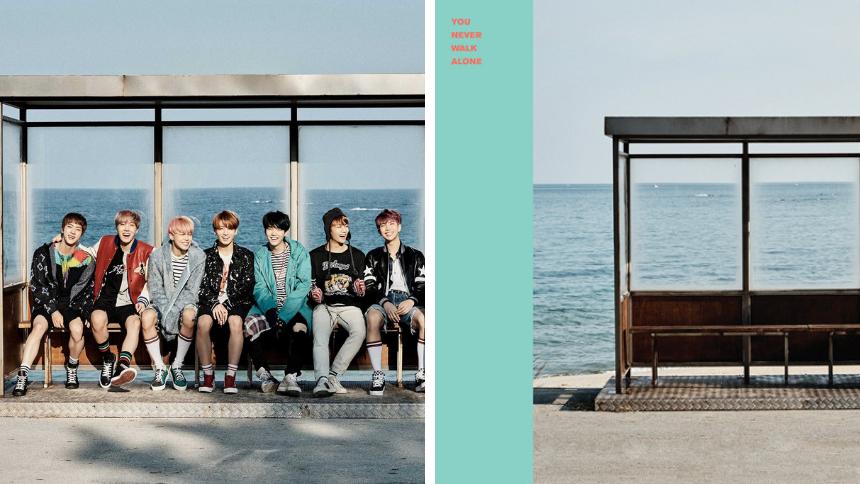 Альбом BTS -  You Never Walk Alone 2017 придбати на ZenMarket