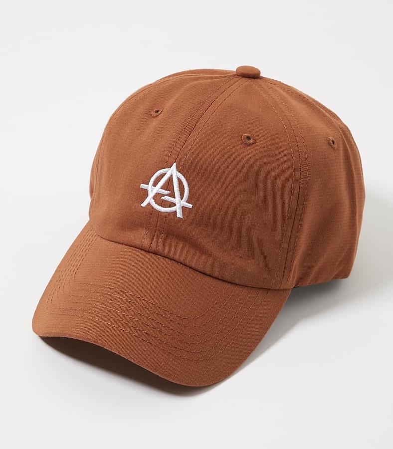 """A"" LOGO CAP"