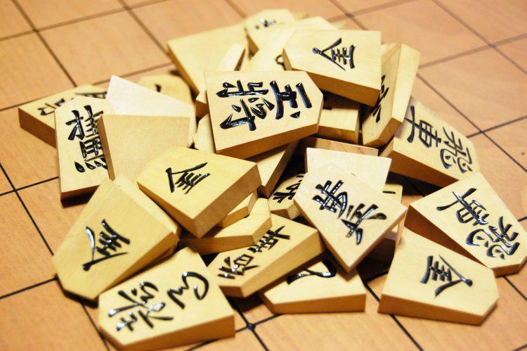 将棋のマナー - 持ち駒を隠さない