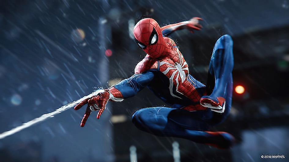 可以在PS5上遊玩的PS4遊戲 Marvel's Spider-Man: Miles Morales