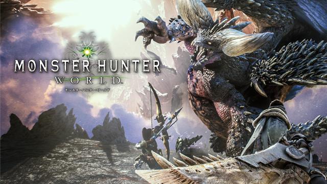 可以在PS5上遊玩的PS4遊戲 MONSTER HUNTER: WORLD魔物獵人世界