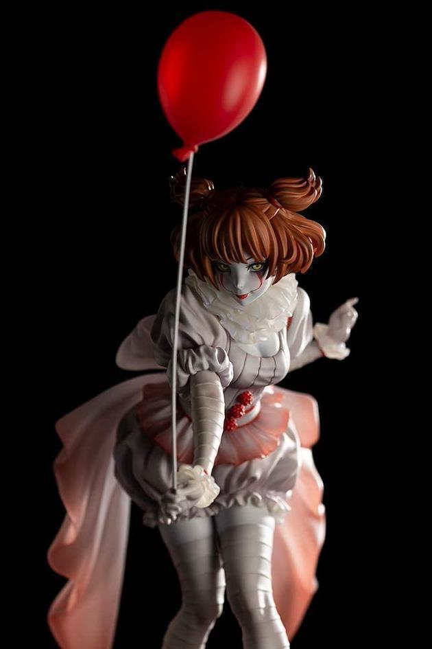 """Фігурка Пеннівайз (Pennywise) з фільму """"Воно"""" на ZenMarket"""