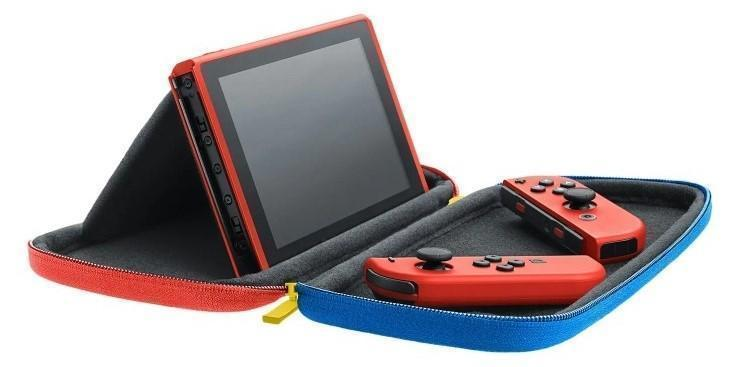 Nintendo Switch本体 マリオレッド×ブルー