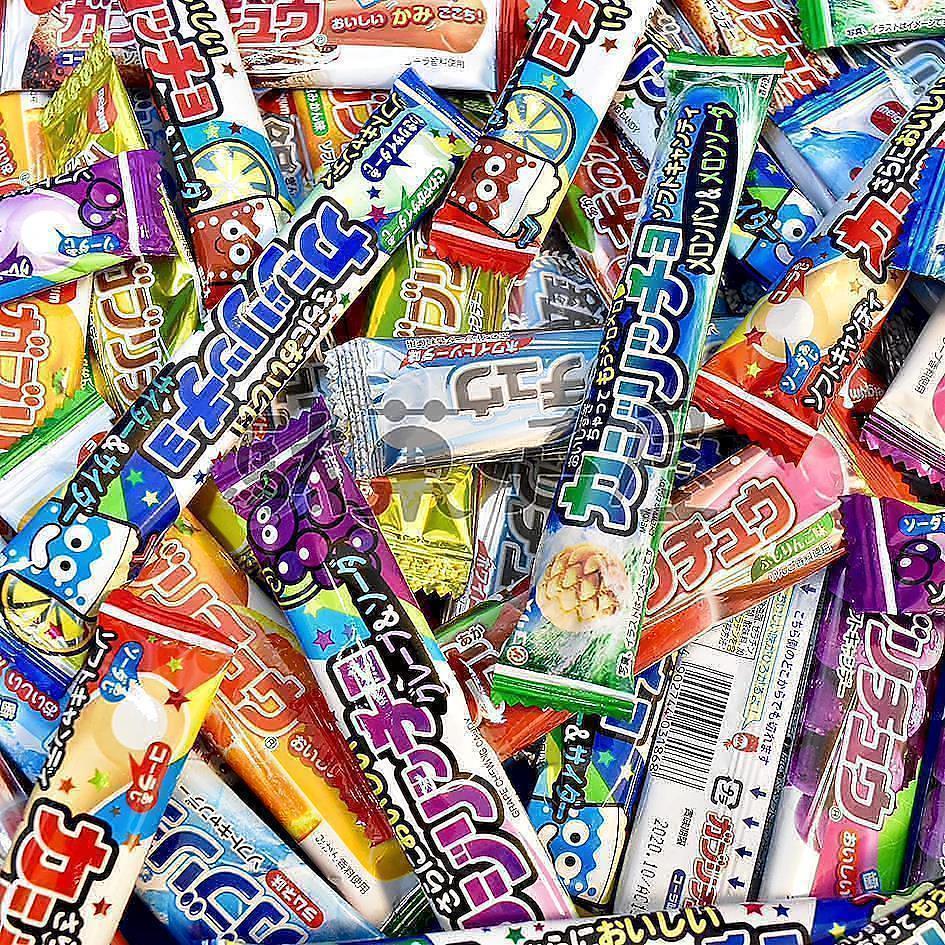 Kajiriccho assorted flavors