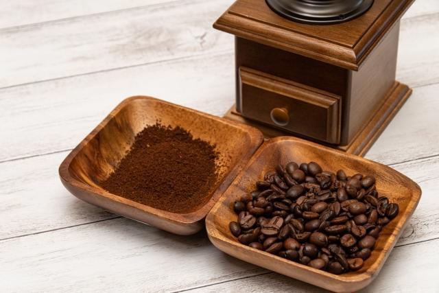 日本製コーヒーマシン購入時のポイント3:コーヒーミルの刃