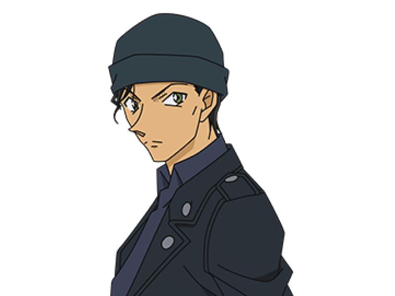 名探偵コナンの登場人物:赤井秀一