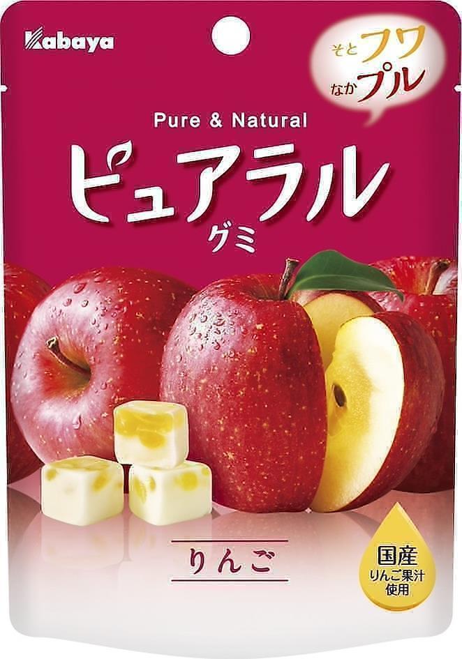 Pureral apple flavor