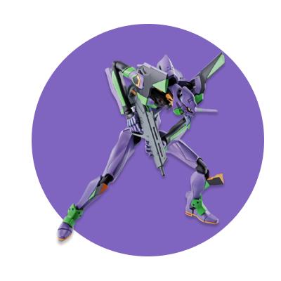 Evangelion Figurine (Robot Spirits)