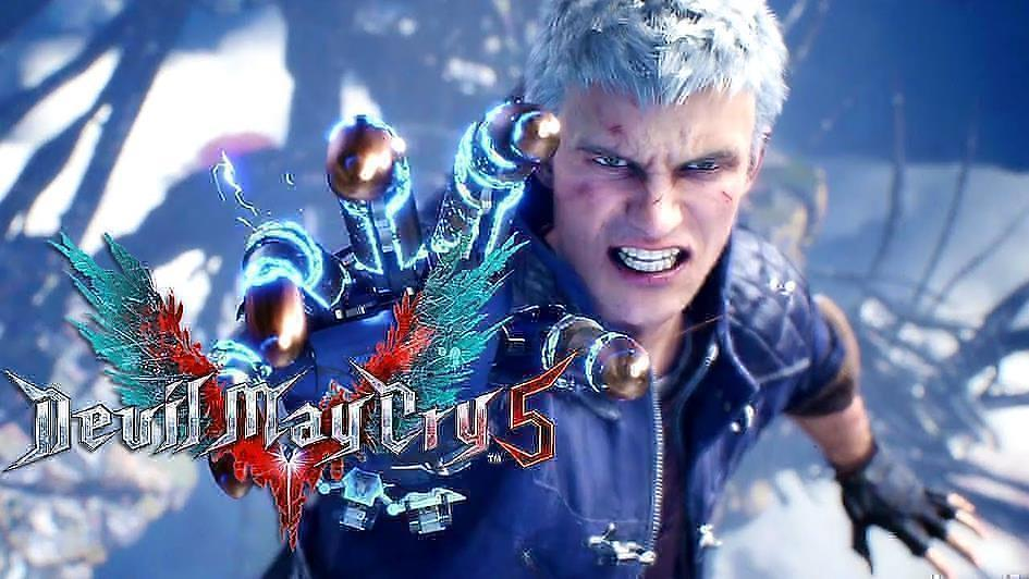 PS5遊戲軟體 - Devil May Cry 5  Special Edition《惡魔獵人5特別版》