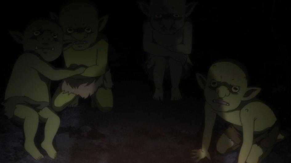 Baby goblin